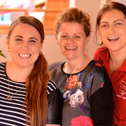 Image of the children's services staff