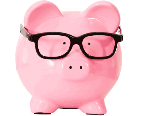 Smart Money piggy bank