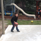 Cire Children's Services - shooting hoops