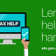 Tax Help - Volunteer call out