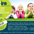 Cire Childrens Services OSHC Woori Yallock Facebook Advertisement