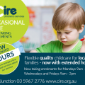 Cire Childrens Services Oaccsional Care Facebook Advertisement