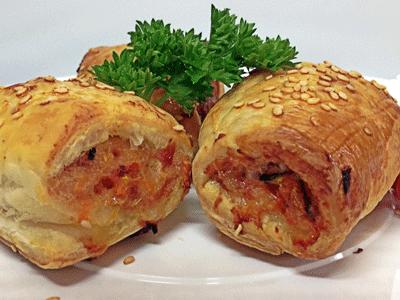 UYCH Kitchen Skills - sausage rolls