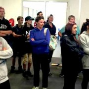 Image of the VCAL Students visit to the Essendon Football Club