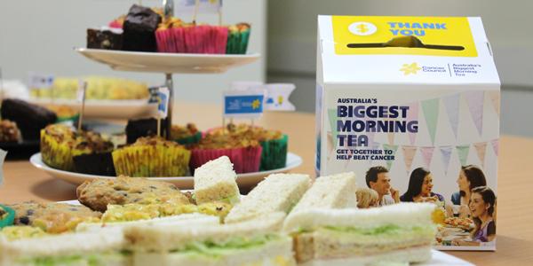 Australia's Biggest Morning Tea - UYCH Mt Evelyn Campus