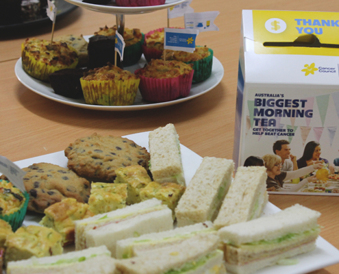 Australia's Biggest Morning Tea - UYCH Mt Evelyn Campus