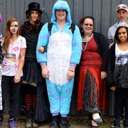 Image of the the UYCH Free Dress day that raised money for the people of Nepal