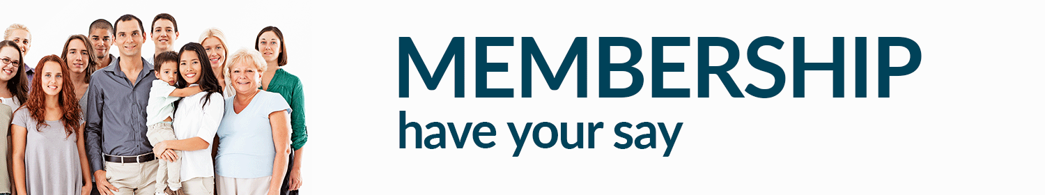 Cire Membership - have your say