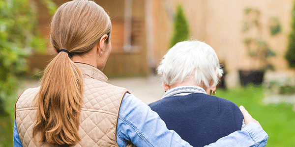 A day in the life of an in home carer