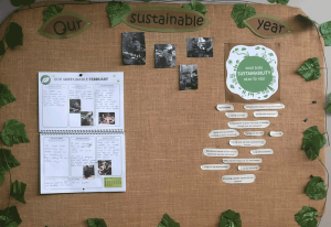Our Sustainable Year