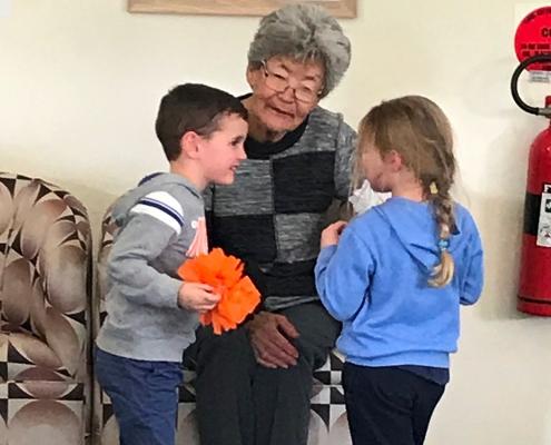 A trip tp Estia Aged Care