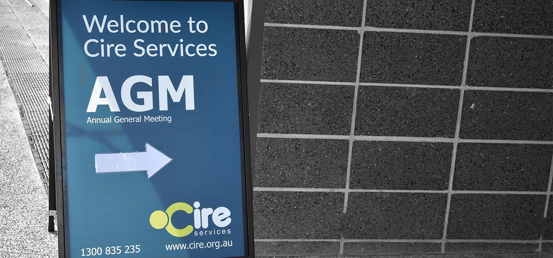 Cire Services AGM