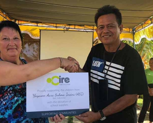 Heather helps Cire extend its reach to Bali