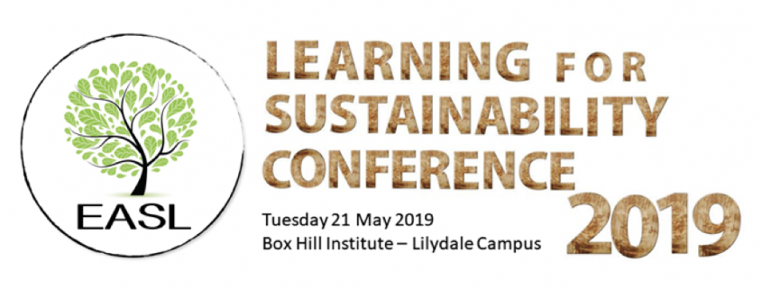Learning for Sustainability Conference