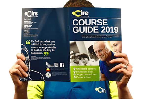 Course Guide 2019 - out now