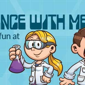 Come science with me - holiday fun at the hub