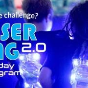 Laser Tag 2.0 Holiday Program 8 - 18 yrs