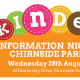 Kinder Info Night Chirnside Park