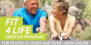 Fit 4 Life Exercise Program - Melbourne