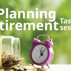 Planning for Retirement - taster sessions