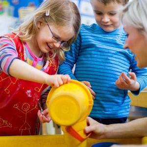 Children's Services - 4 year old sessional kinder program