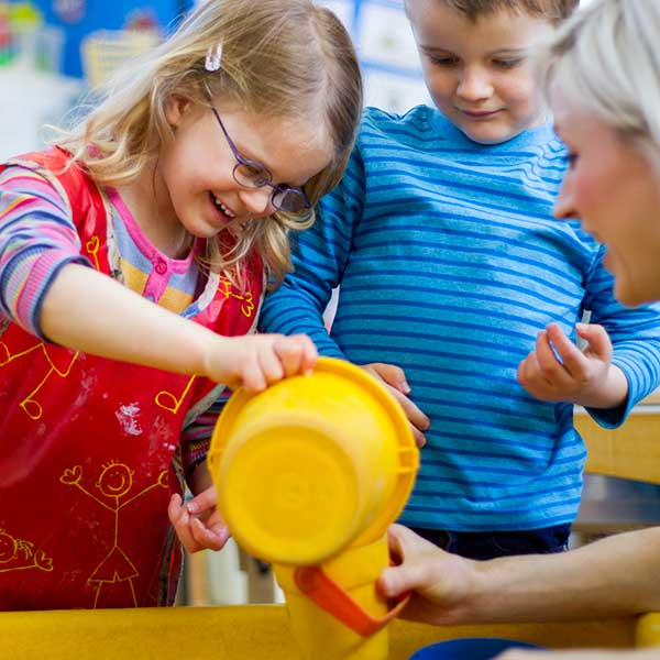Children's Services - 4 year old sessional kinder program