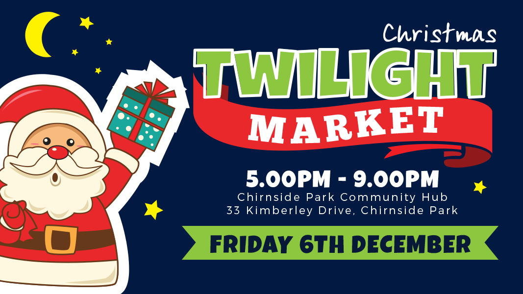 Chirnside Park Christmas Twilight Market