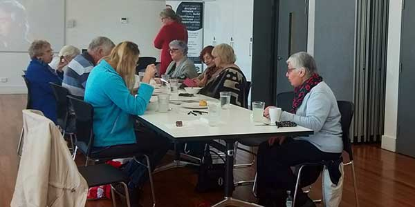 Community lunch - bringing people together