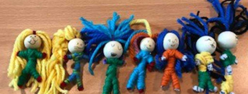 Worry Dolls – a problem shared is a problem halved