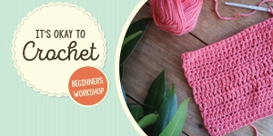 It's okay to Crochet - Beginners