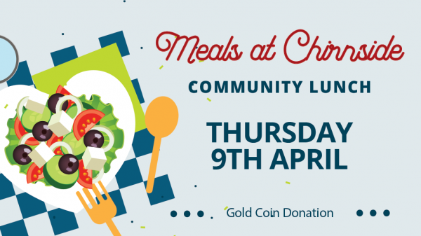 Meals at Chirnside - Community Lunch