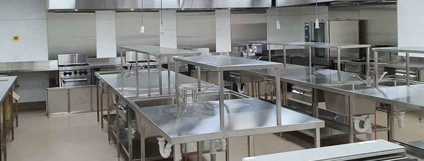 New hospitality facility ready for action
