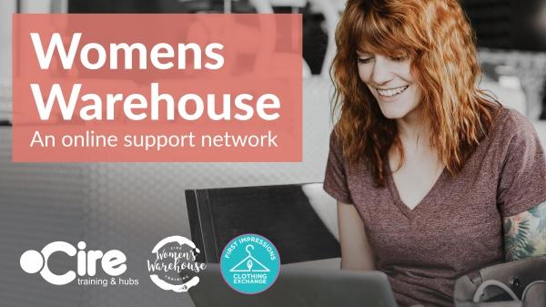 Women's Warehouse Support Local Women