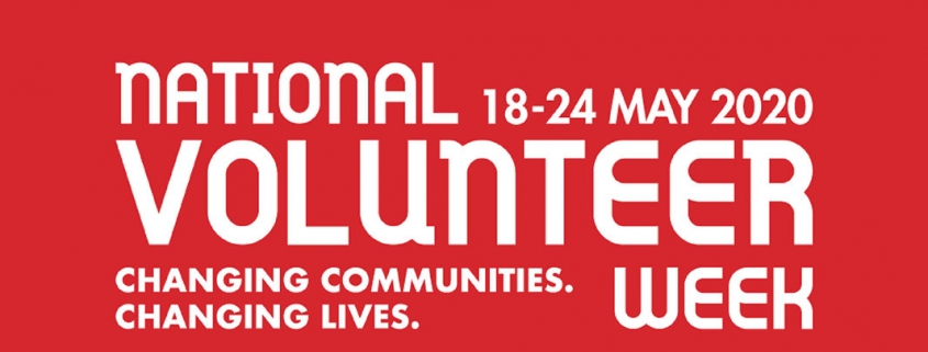 Celebrating National Volunteer Week