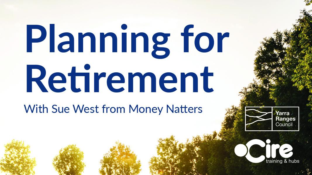 retirement money planning invest future seniors