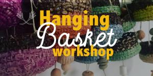 Hanging Basket Workshop