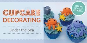 Cupcake Decorating - School Holiday Program
