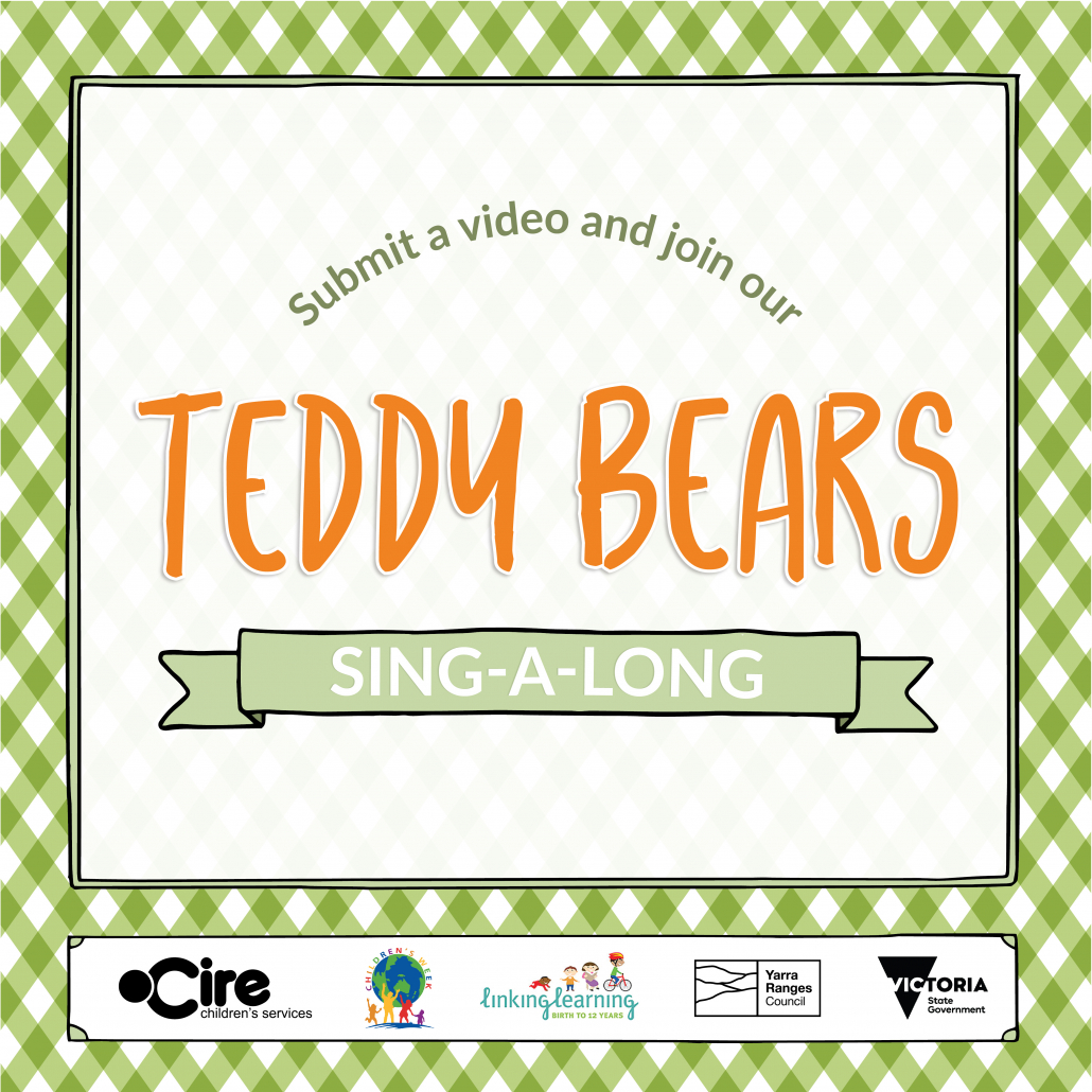 Teddy Bears Sing-A-Long Generic tile 1 1080px x 1080px