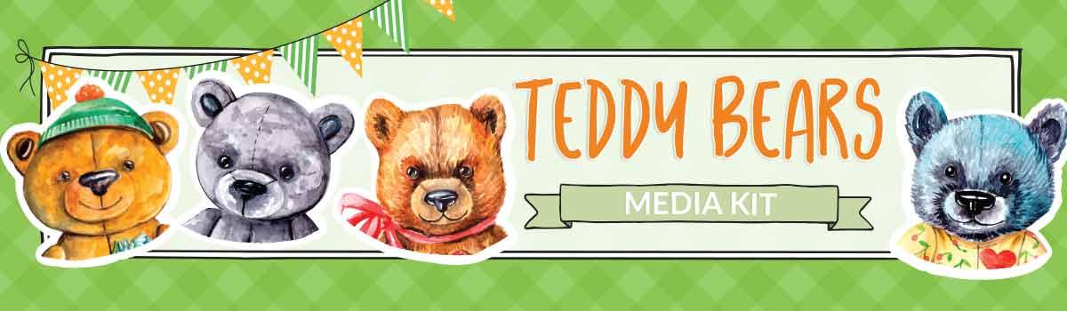 Teddy Bears Sing-A-Long Media Kit