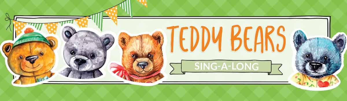 Teddy Bears Sing-A-Long