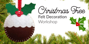 Christmas-Tree-Felt-Decoration-Workshop