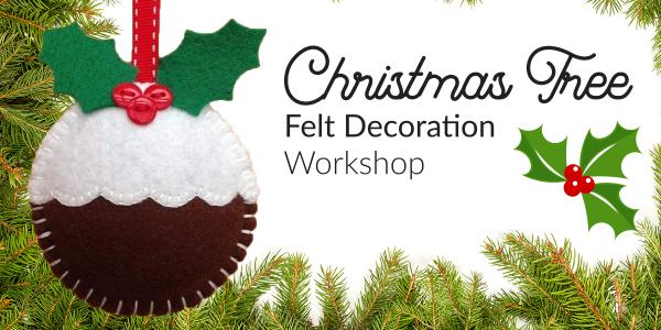 Christmas-Tree-Felt-Decoration-Workshop