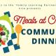 Community-Dinners Chirnside Park