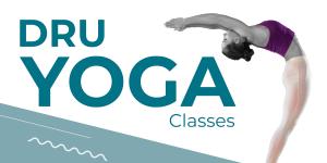 Dru Yoga exercise class