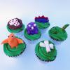 Dinosaur Cupcake Decorating with Norma Rose