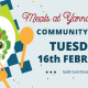 Community Lunch - Meals at Yarra Junction