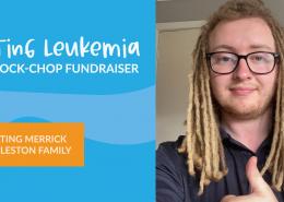 fighting leukaemia fundraiser