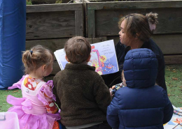 Playing your part in children's early years