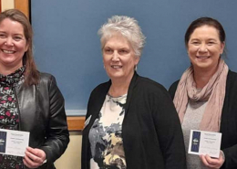 Lilydale Toastmasters welcome Cire recruits